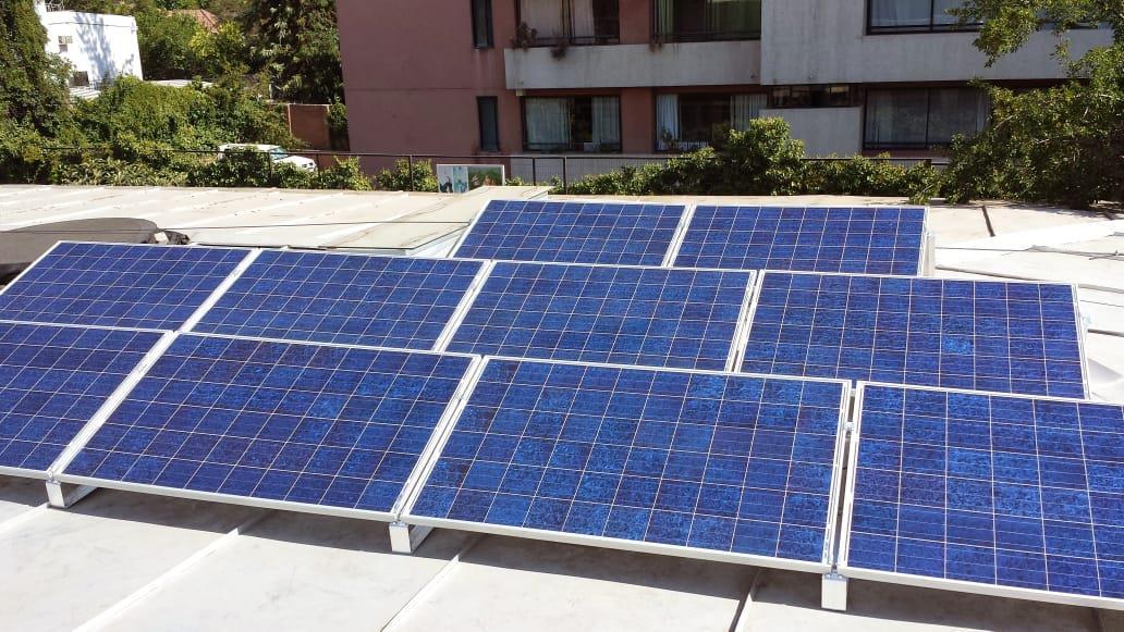 5 mil familias se han beneficiado del uso de  paneles solares en Calama