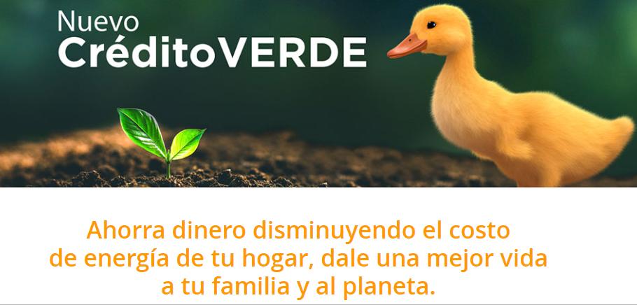 BancoEstado lanzan primer crédito de consumo verde