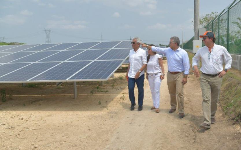 Colombia finalmente aprobó su planta de energía solar más grande